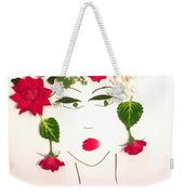 Ramblin' Rose Weekender Tote Bag