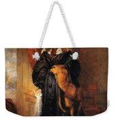 Miss Mary Kirkpatrick Brunton Weekender Tote Bag