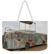 Mobil Museum Of Gar'art / Art Station Weekender Tote Bag