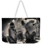 Monkeys Weekender Tote Bag