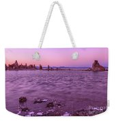 Mono Lake California Weekender Tote Bag