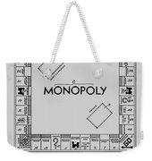 Monopoly Patent 1935 Weekender Tote Bag