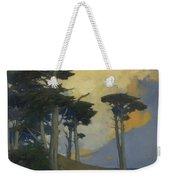 Monterey Cypress Weekender Tote Bag