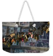 Monument To Diana In Paris Weekender Tote Bag
