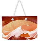 Moon Over The Mountains Weekender Tote Bag