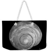Moon Shell Weekender Tote Bag