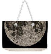 Moon Surface By John Russell Weekender Tote Bag