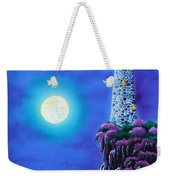 Moonlight Vigil Weekender Tote Bag