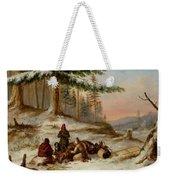 Moose Hunters Weekender Tote Bag