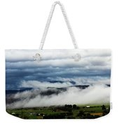 Morning Fog 2 Weekender Tote Bag