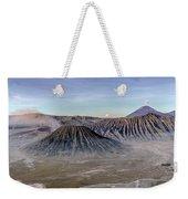 morning light Mount Bromo - Java Weekender Tote Bag