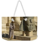 Mortuary Temple Of Rameses II Weekender Tote Bag