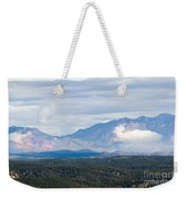 Mosquito Range Mountains In Storm Clouds Weekender Tote Bag