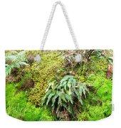 Mossy Weekender Tote Bag