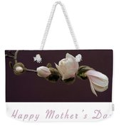 Mothers Day Card Weekender Tote Bag