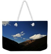 Mountain In The Good Light Weekender Tote Bag