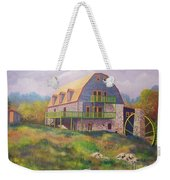 Mountain Mill Weekender Tote Bag