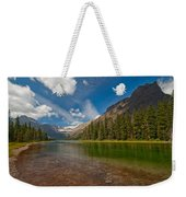 Moutain Lake Weekender Tote Bag