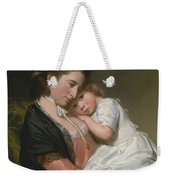 Mrs Johnstone And Her Son Weekender Tote Bag