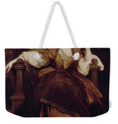 Mrs. Siddons As The Tragic Muse Weekender Tote Bag