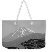 Mt. Fuji Weekender Tote Bag