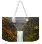 Multnomah Autumn Weekender Tote Bag