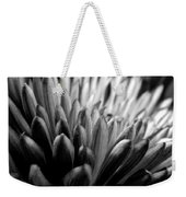 Monochrome Flower Series - Mumz The Word Weekender Tote Bag