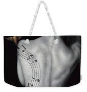 Muse-ic Weekender Tote Bag