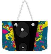 Musical Weekender Tote Bag