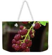 My Blackberries Weekender Tote Bag