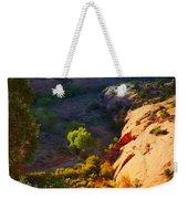Mystic Utah Weekender Tote Bag