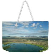 Beautiful Myvatn, Iceland Weekender Tote Bag