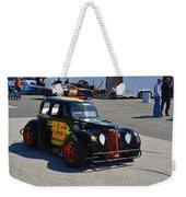 Nascar 25 Legends Car Weekender Tote Bag