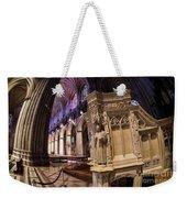 National Cathedral Weekender Tote Bag