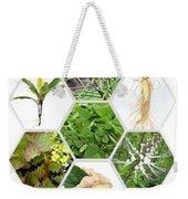 Natural Eco Bio Cosmetics Weekender Tote Bag