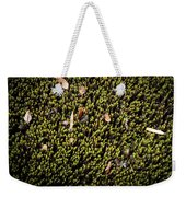 Nature Detail Weekender Tote Bag