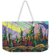 Nature Expression Weekender Tote Bag