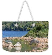 Nature's Touch Weekender Tote Bag