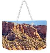 Navajo National Monument Canyons Weekender Tote Bag