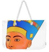 Nefertiti Weekender Tote Bag