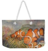 Nemo And Friends Weekender Tote Bag