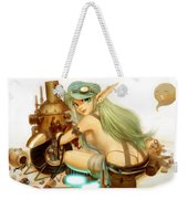 Neo Steam Weekender Tote Bag
