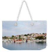 Neos Marmaras Sithonia Halkidiki Greece Weekender Tote Bag