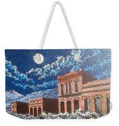 Nevada Ghost Town Weekender Tote Bag