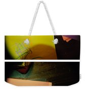 Never Would Have  Made It Without Him  Weekender Tote Bag