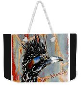 New Mexico Roadrunner Weekender Tote Bag
