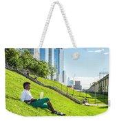 New York City Life Weekender Tote Bag