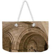 New York Library Weekender Tote Bag