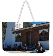 Nice View From Chefchaouen Morocco Weekender Tote Bag
