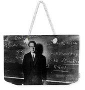 Niels Bohr, Danish Physicist Weekender Tote Bag